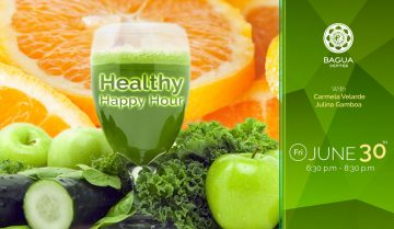 Healthy Happy Hour - Alive and Well Acupuncture  Healthy Happy Hour